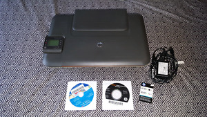 Hp printer/copy/scanner