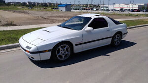 1987 Mazda RX-7 Turbo II Coupe (2 door)