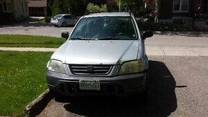 1999Crv, clutch blew, selling any parts