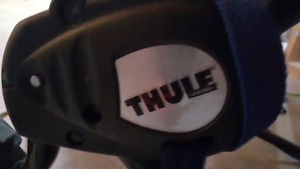 Thule Trunk mounted bike rack