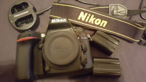 Nikon D7100 DSLR Camera Body Only