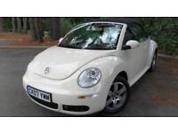 2007 - Volkswagen Beetle 1.6 Luna - 87,000 Miles!
