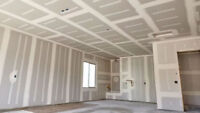 Mud and tape / painting / texture ceilings