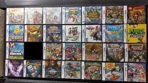Nintendo DS Games 4 Sale - - - ( works on 3ds )