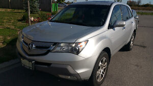 2007 Acura MDX SH-AWD, Tech with Nav. Package