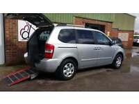 2010 Kia Sedona 1 MPV Wheelchair Disabled Accessible Vehicle Car