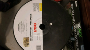 RCA RG6 50ft Coaxial Cable