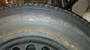 """15"""" Winter Tires & Rims 195/65/R15"""