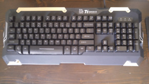 Clavier Souris Gamer Mouse Keyboard