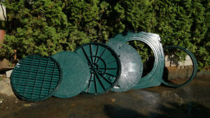 SEPTIC TANK ACCESSORIES NO LONGER NEEDED