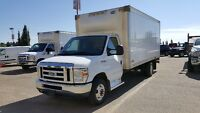 2013 FORD E-450 CUBE VAN E-SERIES GREAT FOR MOVING & STORAGE !! Fort McMurray Alberta Preview