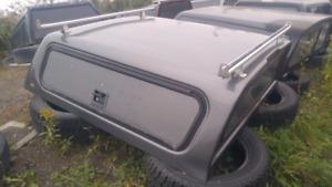 Boite de fibre Leer pour Ford Ranger avec coffre Intégré