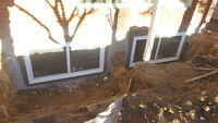 Concrete Coring & Cutting - Basement Egress Windows