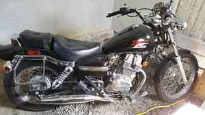 For sale 250 Honda Rebel $2000 OBO
