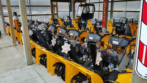 SNOW THROWER - 1 X -SINGLE- STAGE (1X221 HP)