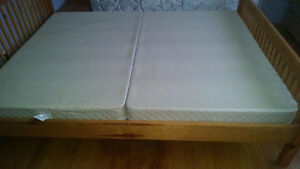 Queen Size Mattress and Box Springs Kitchener / Waterloo Kitchener Area image 3