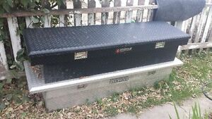 2 Truck tool boxes for sale