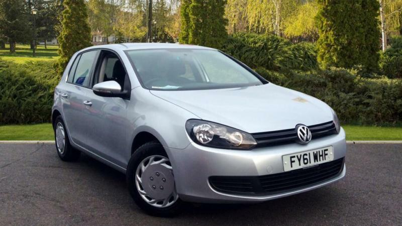 2011 Volkswagen Golf 1.2 TSI 85 S 5dr Manual Petrol Hatchback