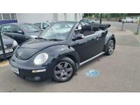 2007 Volkswagen Beetle 1.6 LUNA 8V 2d 101 BHP Convertible Petrol Manual
