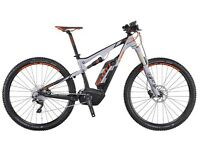 RRP £3799 - Scott E-Genius 920 2016 Electric Mountain Bike XL