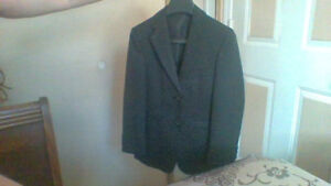 New berry suit jacket (size 8 for boys) & ties