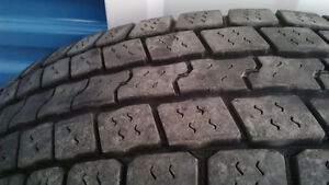 Goodyear 215/75R15 tires, for Chevy Astro, GMC Safari, $10 &up