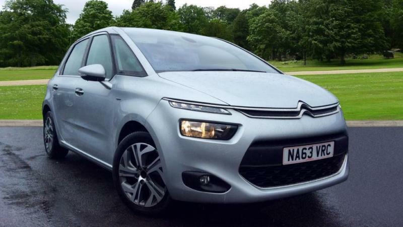 2014 Citroen C4 Picasso 1.6 e-HDi 115 Airdream Exclusi Manual Diesel Estate