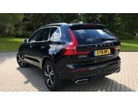 2018 Volvo XC60 2.0 T5 R-Design AWD Auto With Automatic Petrol Estate