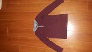 Collared long sleeve Size 5