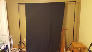 Photography - Backdrop stand