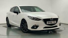 image for 2016 Mazda 3 2.0 Sport Black 5dr Hatchback Petrol Manual