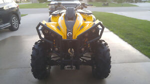 2008 Can Am Renegade 500 - LOADED