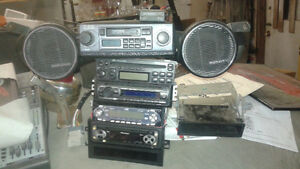 car/truck/suv/motorcycle stereos + accessories Belleville Belleville Area image 1