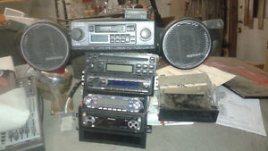 car/truck/suv/motorcycle stereos + accessories