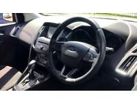 2017 Ford Focus 1.0 EcoBoost 125 Titanium Automatic Petrol Hatchback