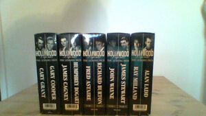 Hollywood classic VHS movies