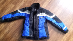 Youth snowmobile coat