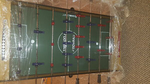 Brand new Fusball Table