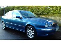 1 YR MOT Jaguar X-TYPE 2.1 Classic LOW MILEAGE (vectra mondeo bmw mercedes) x t