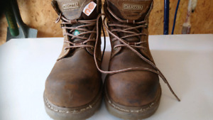 Dakota Steel toe Boots