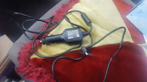Original Garmain Gps car charger