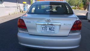 Toyota écho 2003 automatique très économique