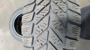 2 Winter Tires - 185/65/15 Kitchener / Waterloo Kitchener Area image 4