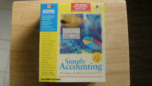 SIMPLY ACCOUNTING VERSION 7.0 FROM ACCPAC INTERNATIONAL
