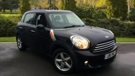2011 Mini Countryman 1.6 Cooper D 5dr Manual Diesel Hatchback