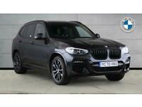 2020 BMW X3 xDrive20d MHT M Sport 5dr Step Auto Diesel Estate Estate Diesel Auto