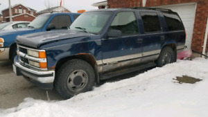 1998 Chevy Tahoe