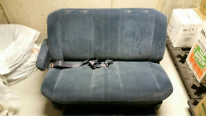 Toyota Previa - Rear Seat & Head Rests - First Generation
