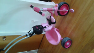Tricycle Mini Traxx rose