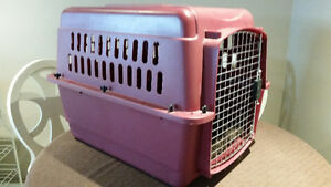 Dog crate - perfect condition